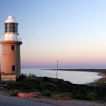 Lighthouse at Exmouth